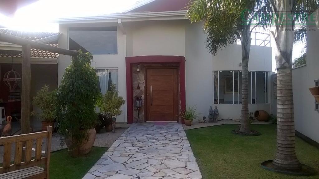 Casa residencial à venda, Condomínio Colina dos Coqueiros, Valinhos.