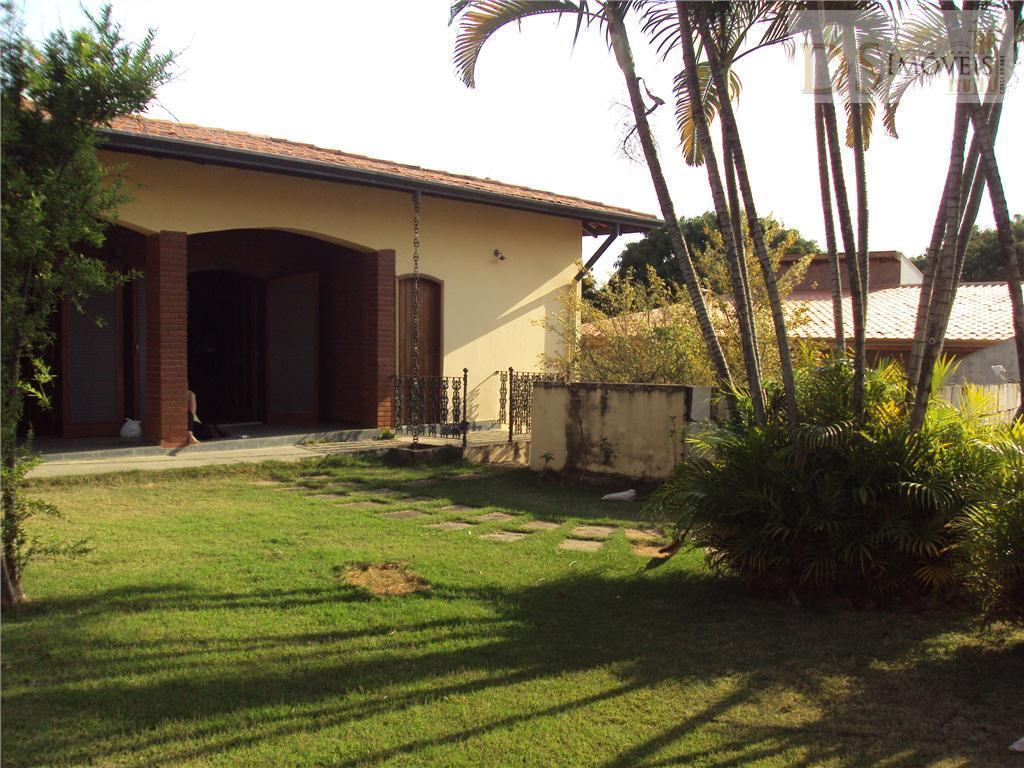 Casa Residencial à venda, Mangueiras de Itu, Itu - CA0102.