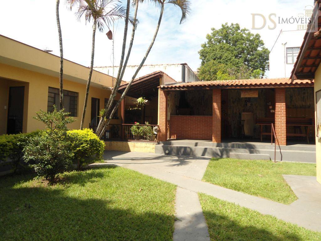 Casa à venda, ÓTIMO TERRENO PARA PRÉDIO, Vila Nova, Itu.
