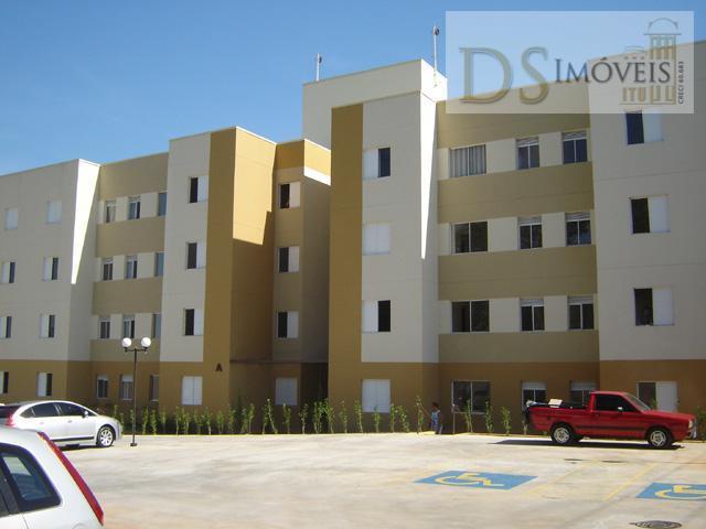 Apartamento residencial à venda, Vila Santa Terezinha, Itu.