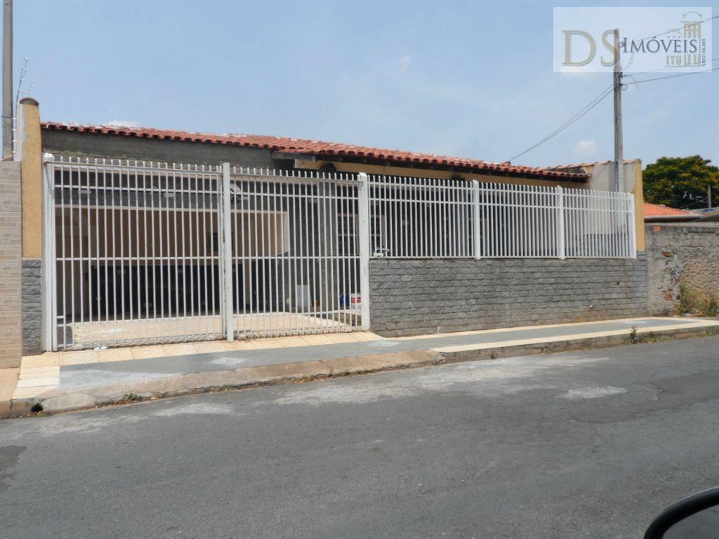 Casa residencial à venda, Parque Residencial Presidente Médici, Itu.