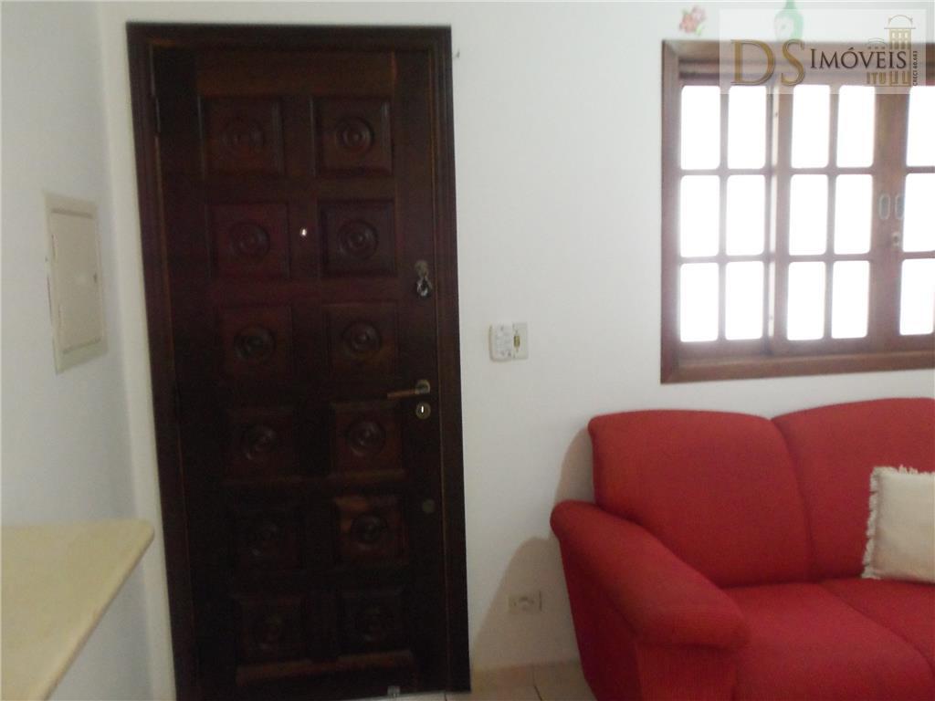 Casa residencial à venda, Vila Leis, Itu.