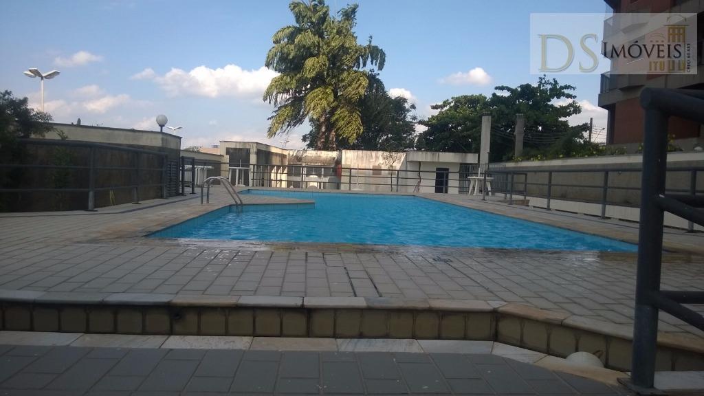 Apartamento  residencial para venda e locação, Vila Roma, Itu.