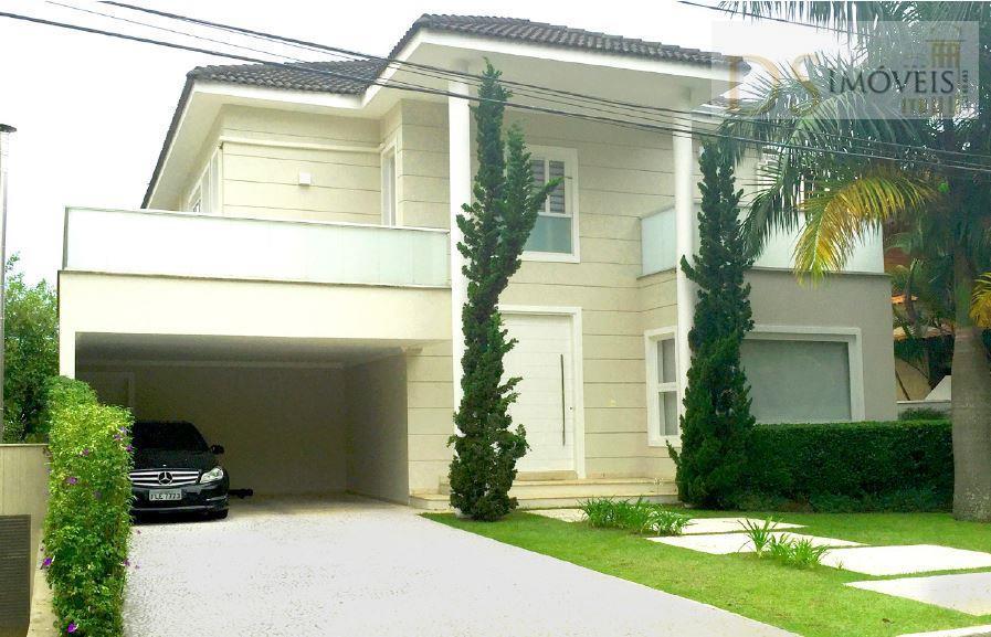 Linda casa no Residencial  Alphavilla 1, Barueri-SP