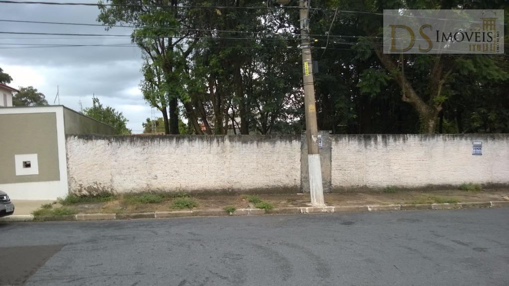 ótimo terreno à venda Bairro Brasil em Itu.