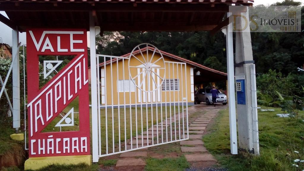 Chácara  residencial à venda, Bairro dos Fidêncios, Piedade.