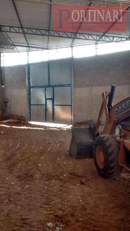 Galpão comercial para locação, Ayrosa, Osasco.