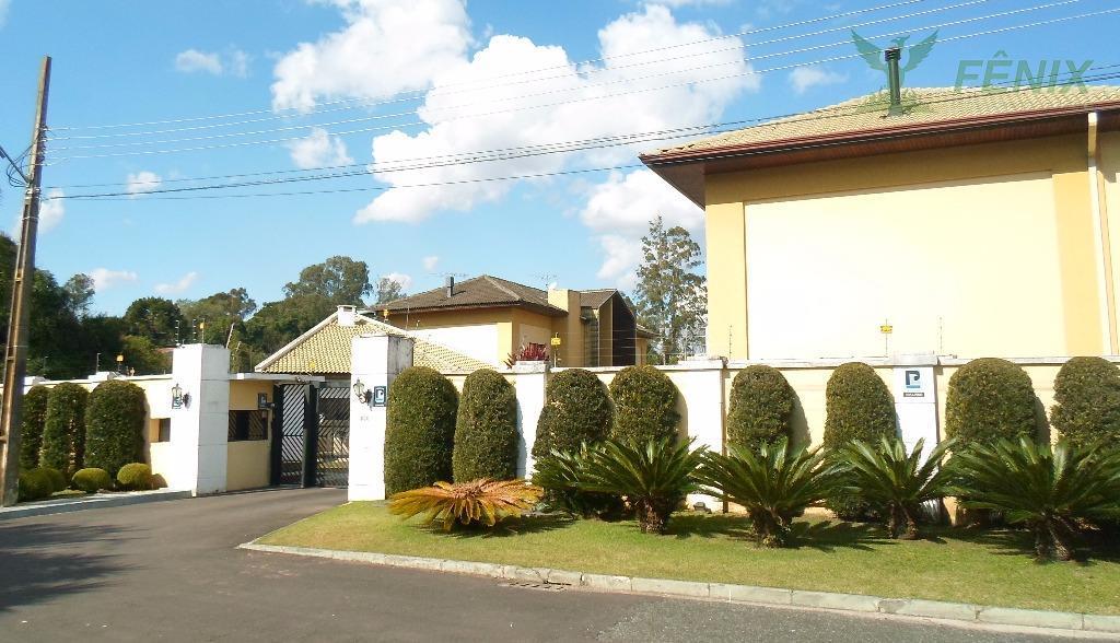 Sobrado com ático residencial à venda, Boa Vista, Curitiba.