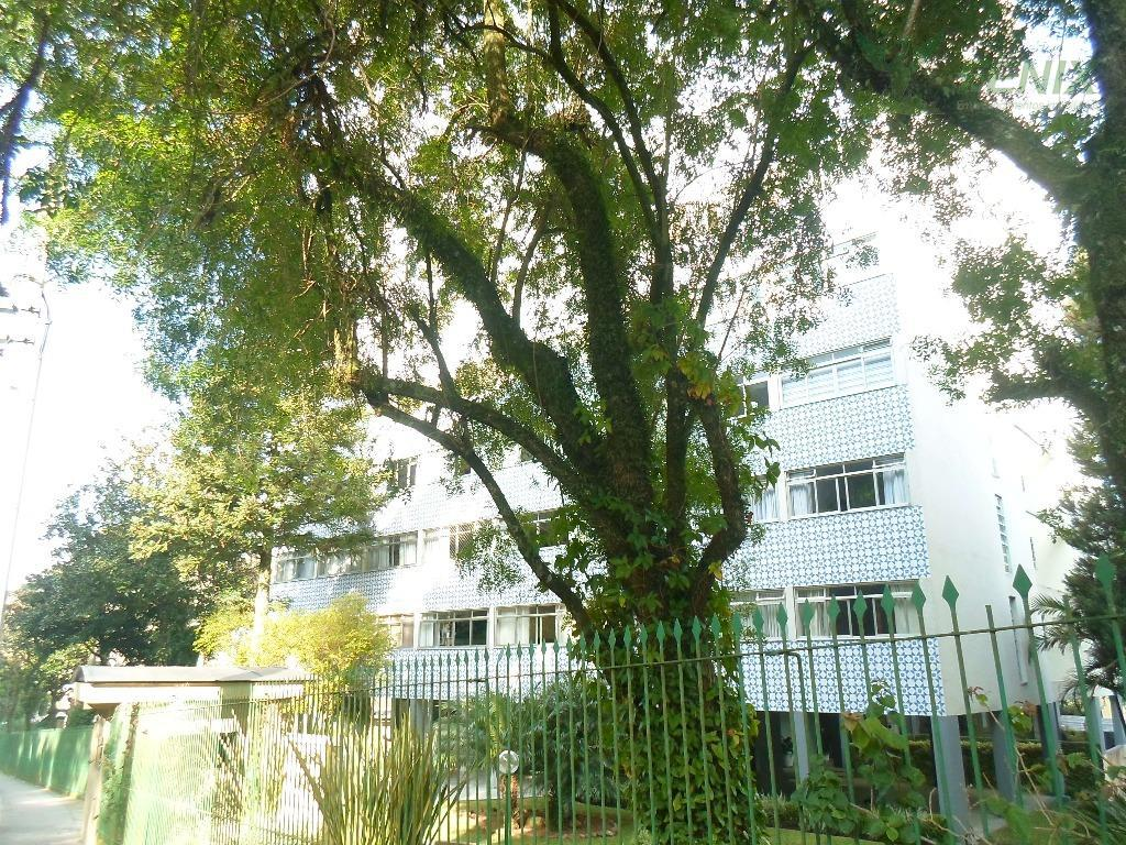 Apartamento  residencial para locação, Ahú, Curitiba.