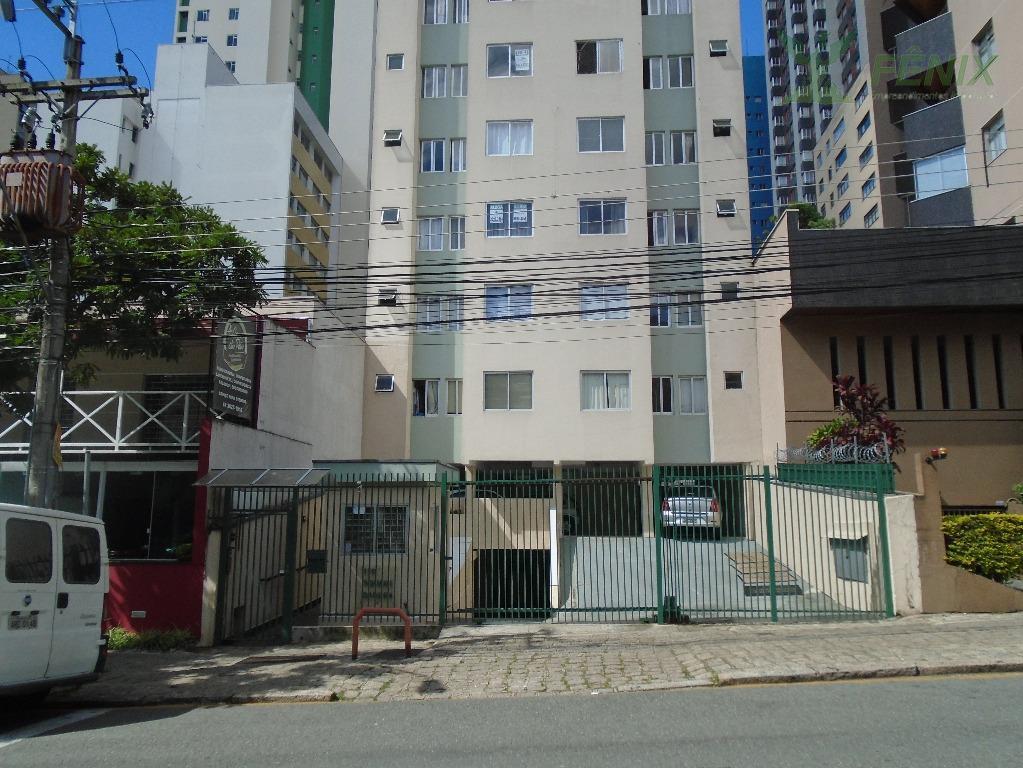 Apartamento  residencial para locação, Cristo Rei, Curitiba.