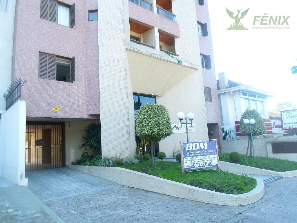 Apartamento  residencial para locação, Cabral, Curitiba.