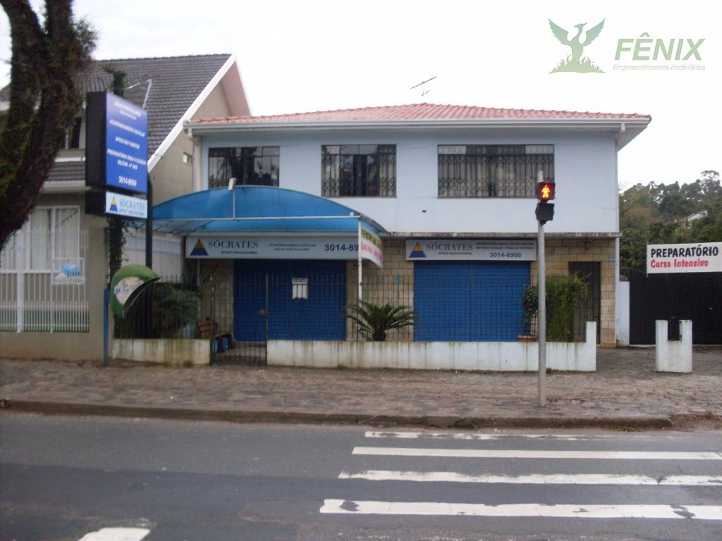 Loja comercial para locação, São Lourenço, Curitiba.