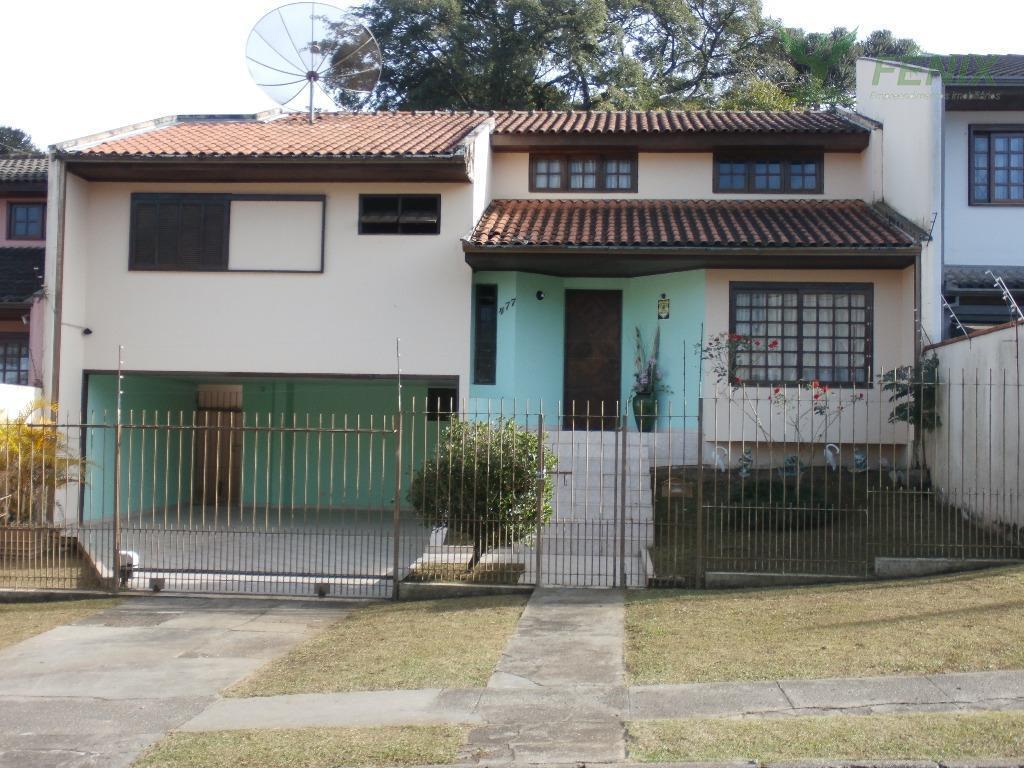 Casa residencial para locação, Guabirotuba, Curitiba.