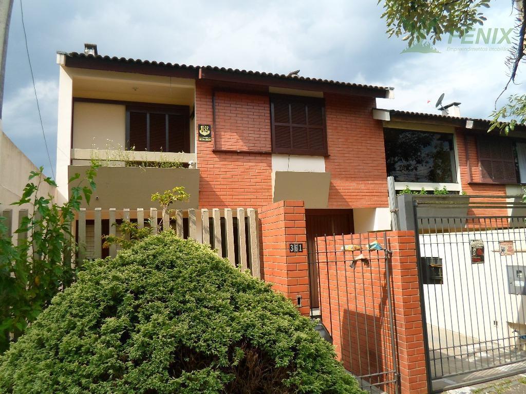 Sobrado residencial para locação, Jardim das Américas, Curitiba.