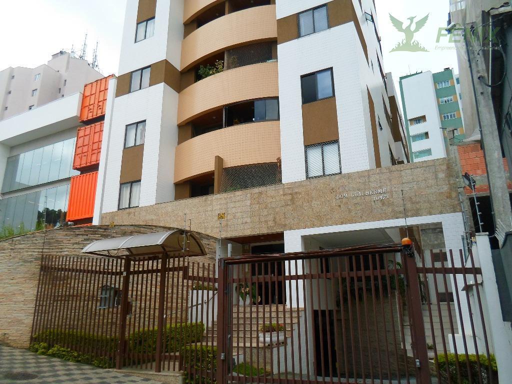 Apartamento residencial para locação, Alto da Glória, Curitiba.