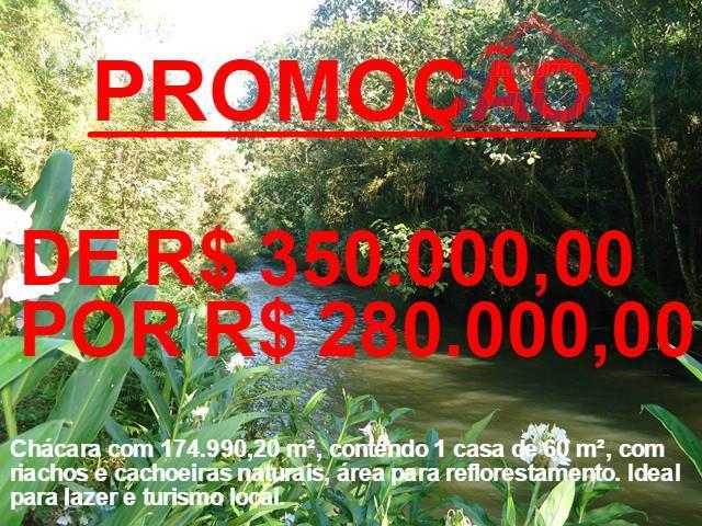 Chácara à venda, Itambézinho, Campo Largo.