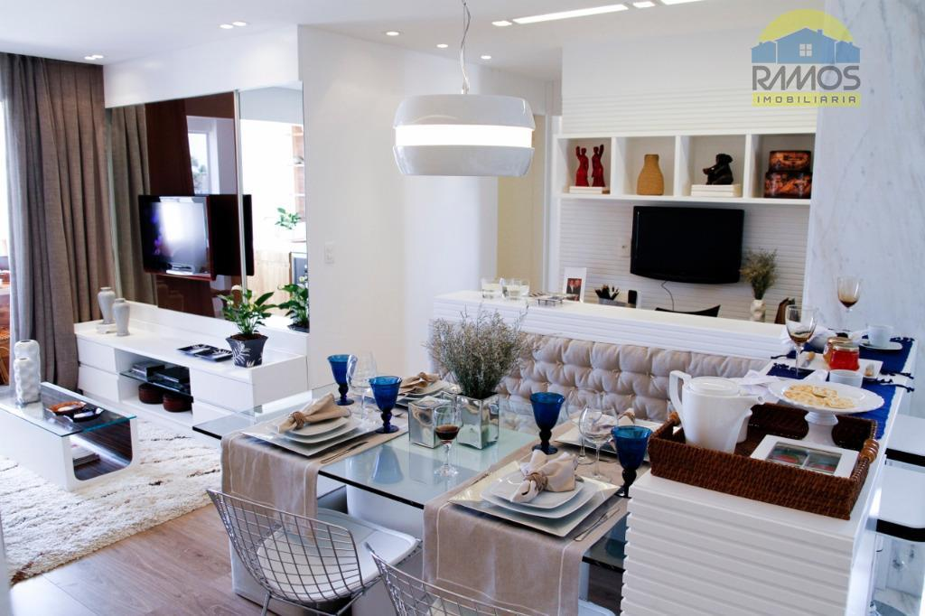 Apartamento  residencial à venda, Neópolis, Natal.