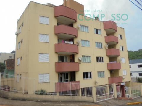 Apartamento  residencial para locação, Jardim, Concórdia.