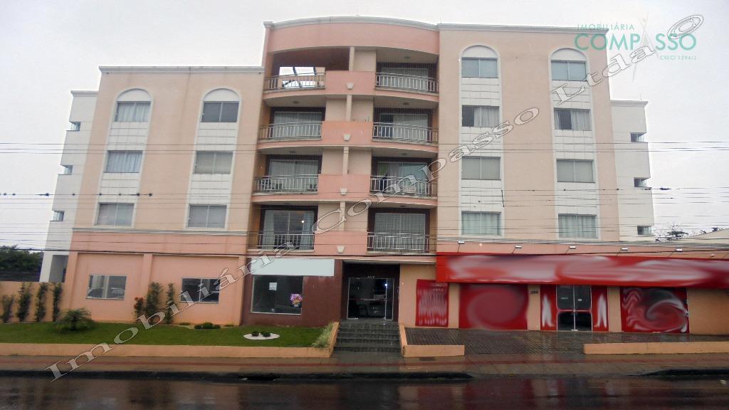 Apartamento residencial à venda, Santa Cruz, Concórdia.