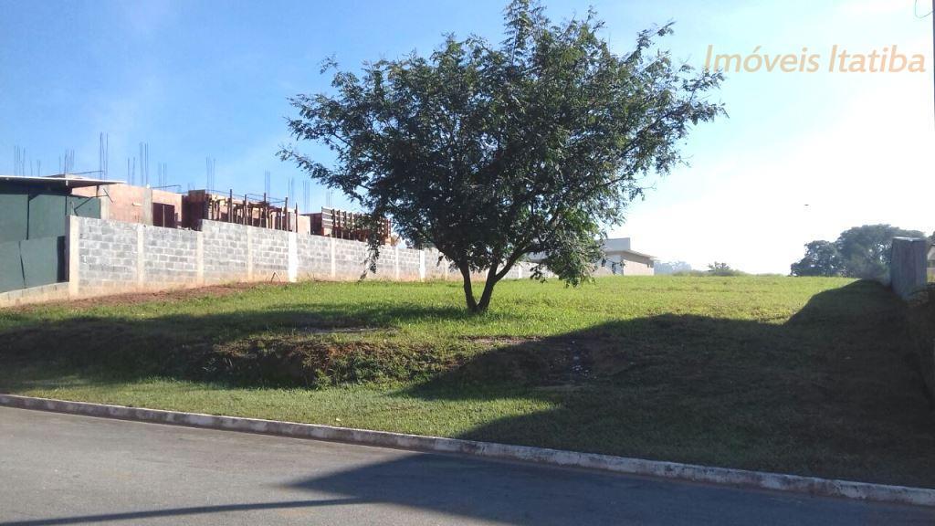 Terreno residencial à venda, Condomínio Villagio Paradiso, Itatiba - TE0529.