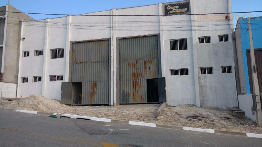 Galpão industrial à venda, Parque Industrial San Francisco, Itatiba - GA0011.