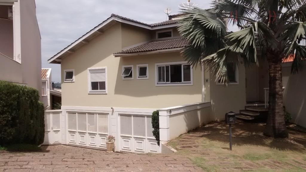 Casa residencial para locação, Giardino D  Itália, Itatiba - CA0020.