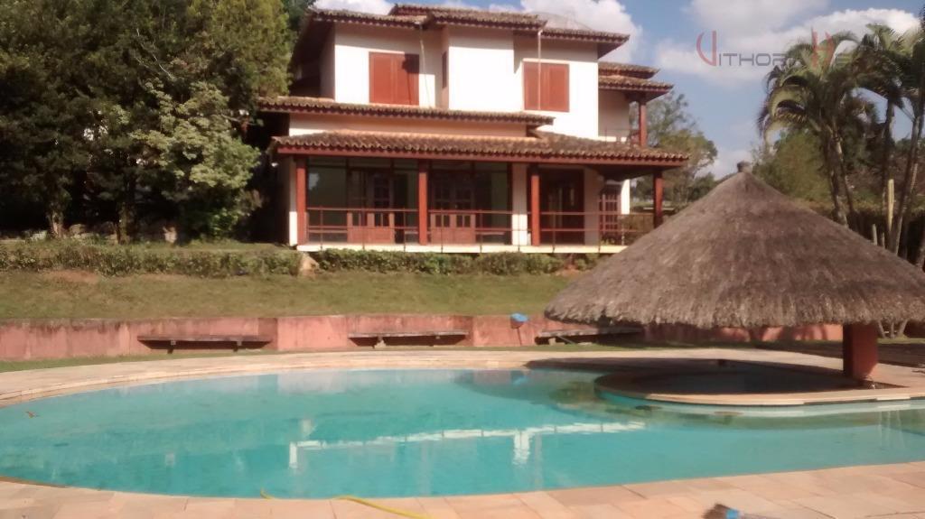 Chácara  residencial para venda e locação, Jardim Leonor, Itatiba.