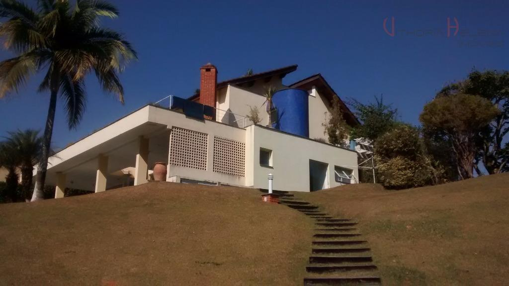 Casa  residencial para venda e locação, Condomínio Capela do Barreiro, Itatiba.