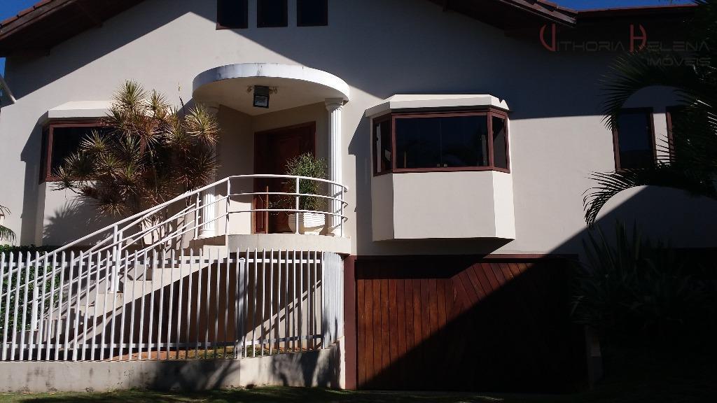 Casa residencial para locação, Giardino D  Itália, Itatiba.