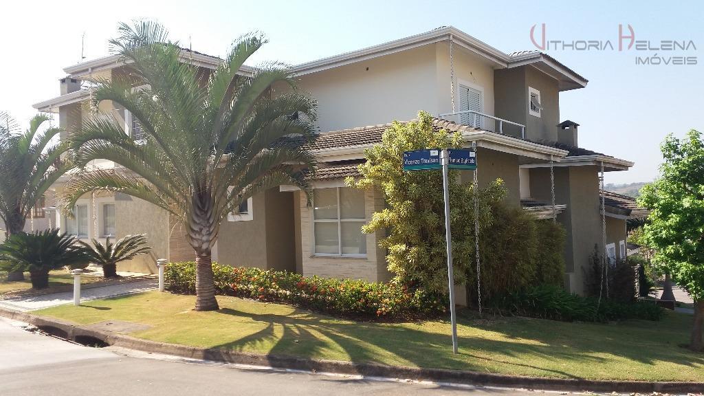 Casa residencial para venda e locação, Condomínio Itatiba Country Club, Itatiba.