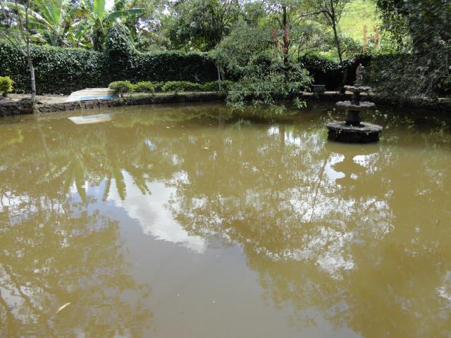 um espaço de sonhos e privacidade total, desde o seu lago com tilápias de 40 cm,...