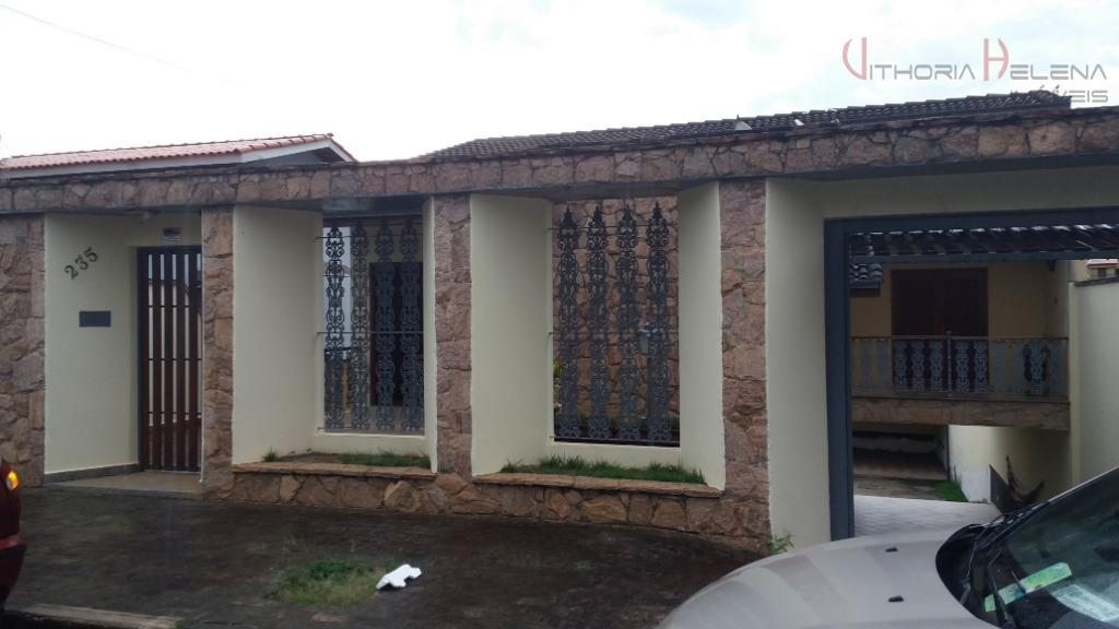 Casa com 3 dormitórios para alugar, 240 m² por R$ 2.500/mês - Nova Itatiba - Itatiba/SP