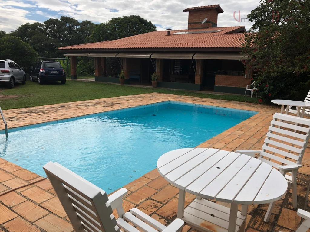 Casa com 3 dormitórios à venda ou locação, 300 m² por R$ 500.000 - Condomínio Parque Aracema - Itatiba/SP