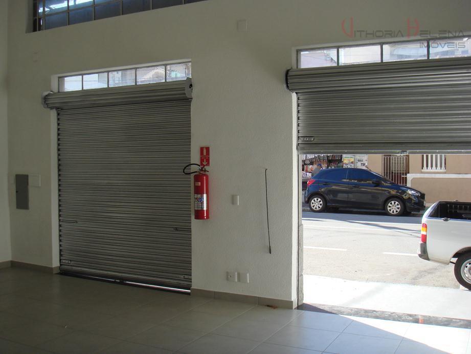 excelente salão comercial no centro de itatiba, ótima localização com 52 m2 , w.c. copa e...