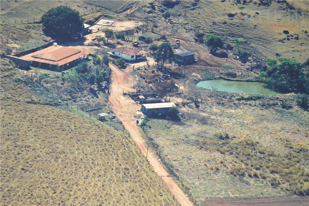 Sítio rural à venda, Pedregulho, São João da Boa Vista.