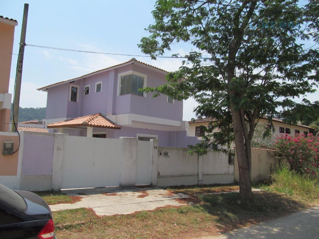 Casa - Itaipu -Niterói 03 quartos 1ª locação