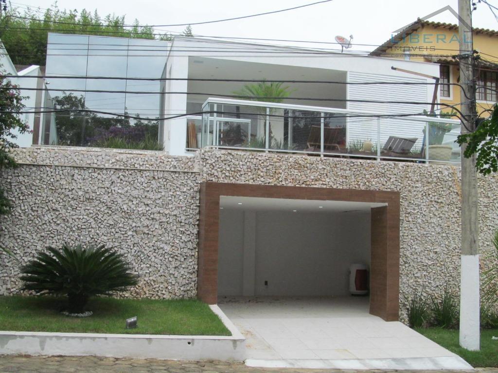 Casa em condomínio-Várzea das Moças- Niterói,03 quartos.