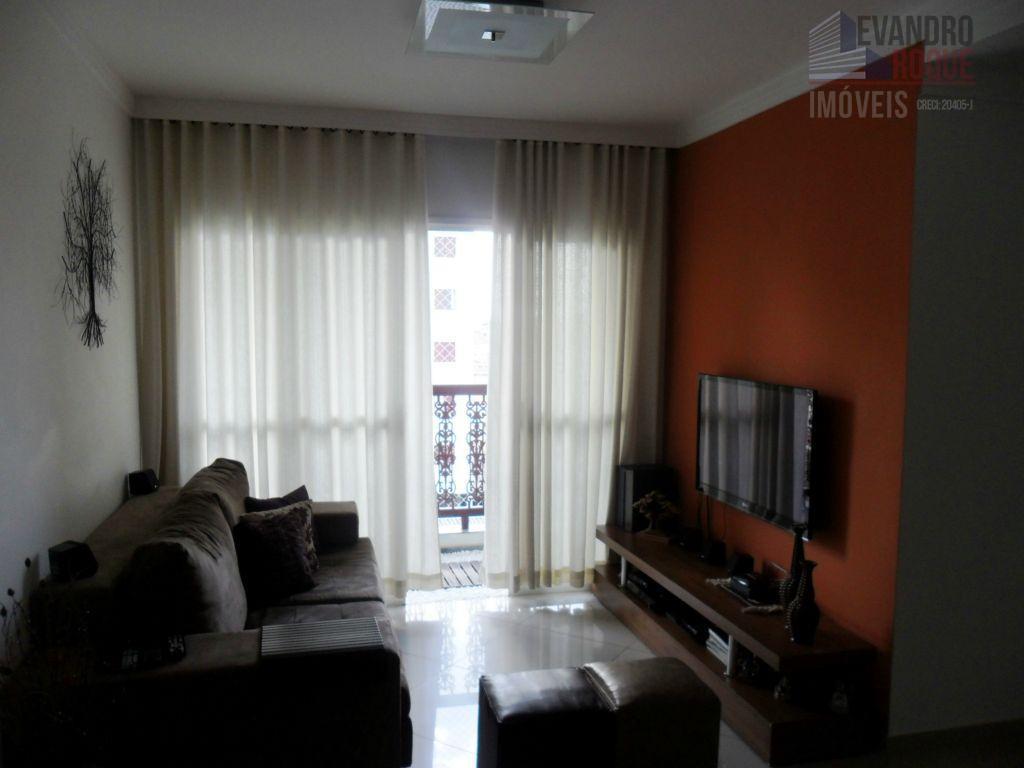 Apartamento à venda, Parque Santana, Mogi das Cruzes.