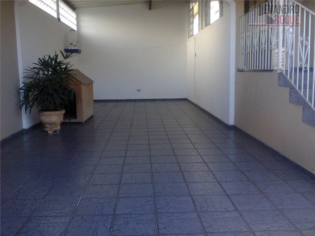 Casa Residencial à venda, Mogi Moderno, Mogi das Cruzes - CA0034.