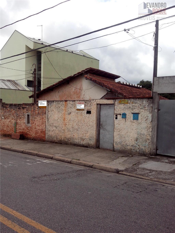 Casa residencial à venda, Socorro, Mogi das Cruzes.