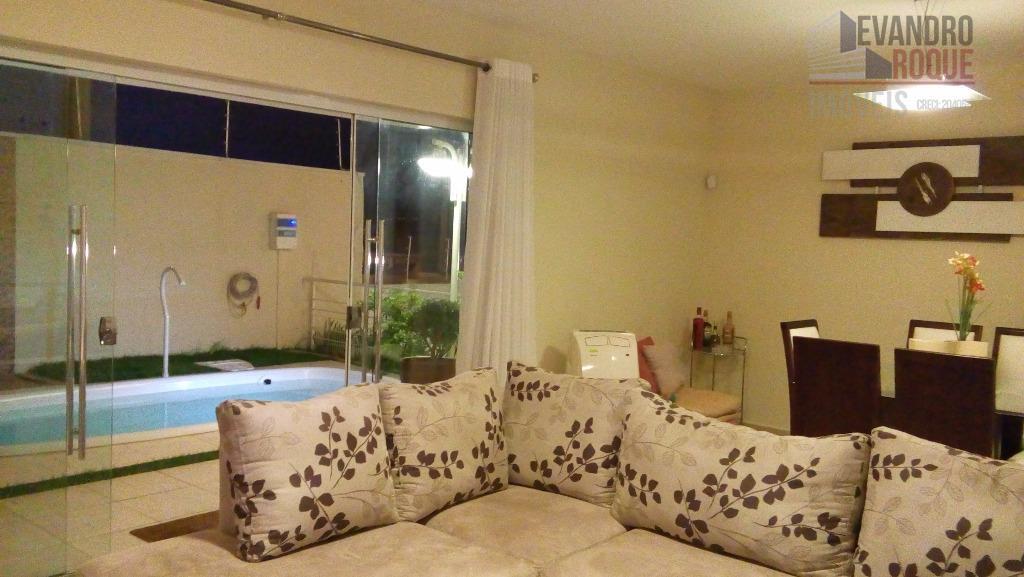 Sobrado residencial à venda, Vila Suissa, Mogi das Cruzes.