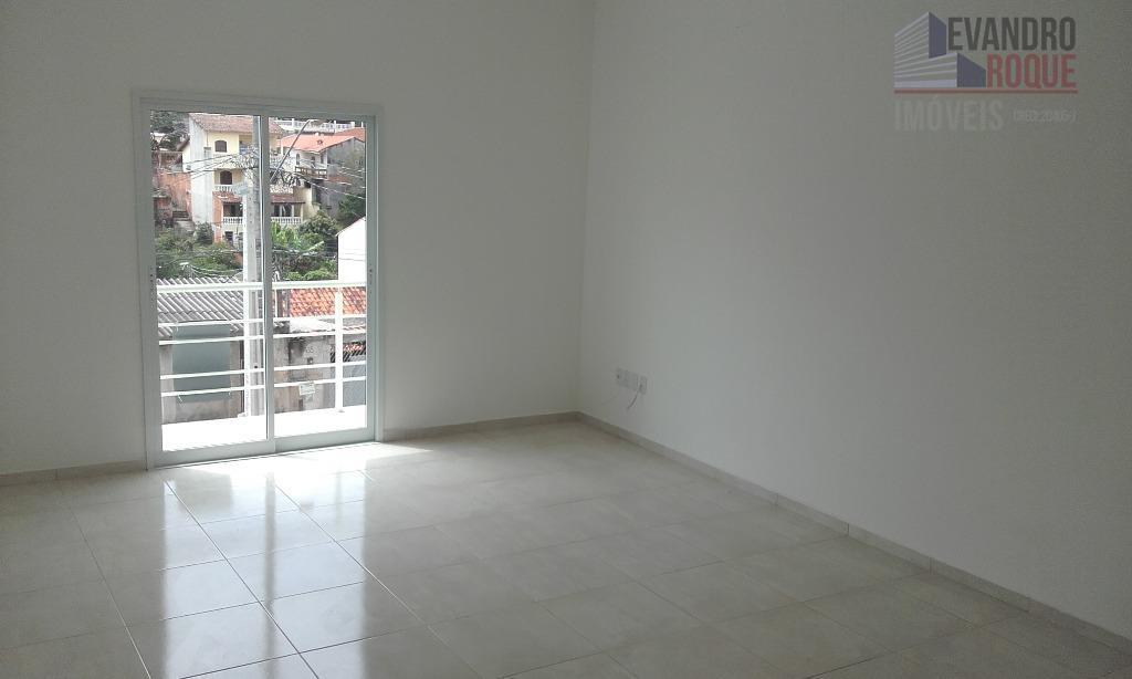 Sobrado residencial à venda, Mogi Moderno, Mogi das Cruzes.