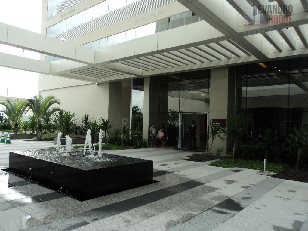 Sala comercial para locação, Vila Partenio, Mogi das Cruzes.