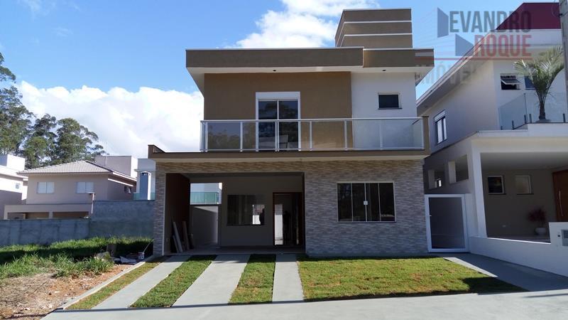 Sobrado residencial à venda, Jardim Marica, Mogi das Cruzes.
