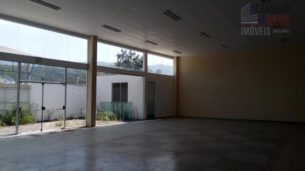 Salão comercial para locação, Jardim Marica, Mogi das Cruzes.