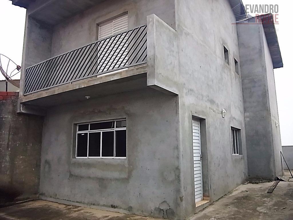 Sobrado residencial à venda, Vila São Paulo, Mogi das Cruzes.