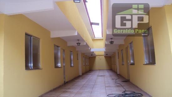 Casa residencial para locação, Vila Valqueire, Rio de Janeiro - AP0072.