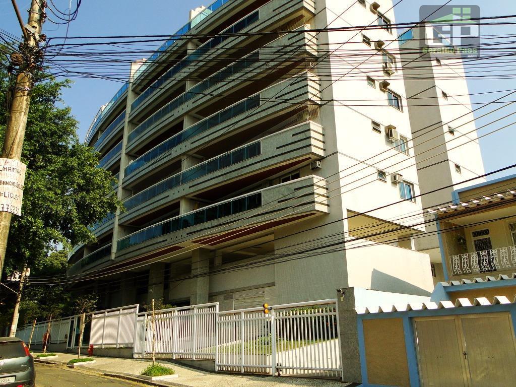 Cobertura  residencial para locação, Vila Valqueire, Rio de Janeiro.