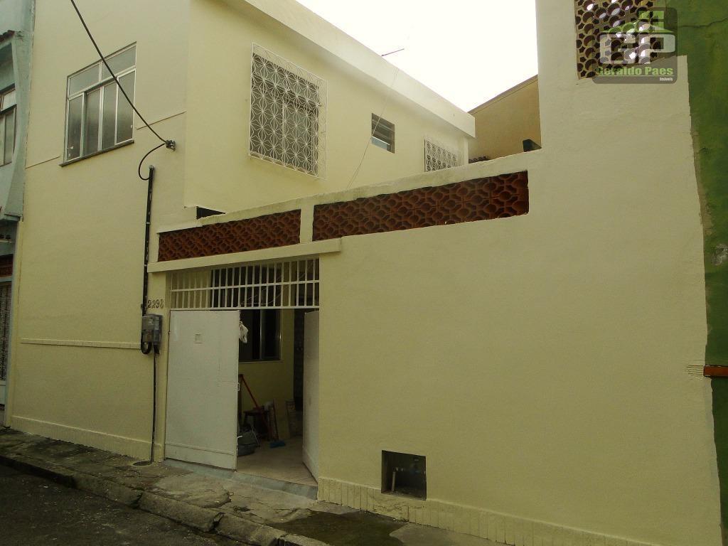 Casa  residencial para locação, Praça Seca, Rio de Janeiro.