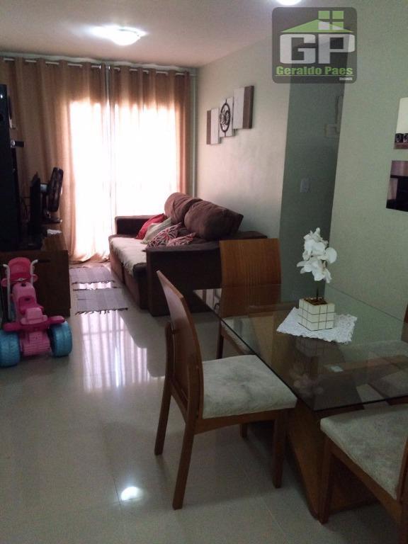 Apartamento residencial à venda, Praça Seca, Rio de Janeiro - AP0157.